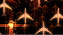 Royalty Free Video of Airplanes