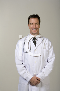 Royalty Free Photo of a Doctor