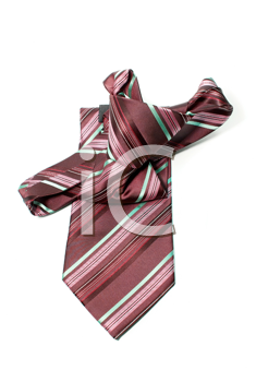 Royalty Free Photo of a Man's Necktie