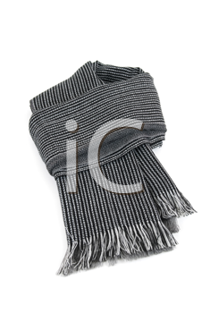 Scarf isolated on a white background