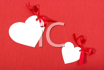 Royalty Free Photo of a Heart Background