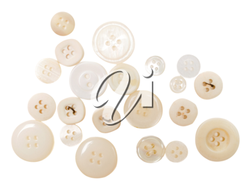 Royalty Free Photo of a Collection of Buttons