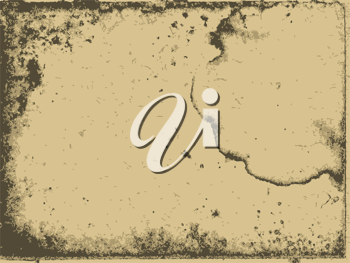 Royalty Free Clipart Image of a Grungy Background