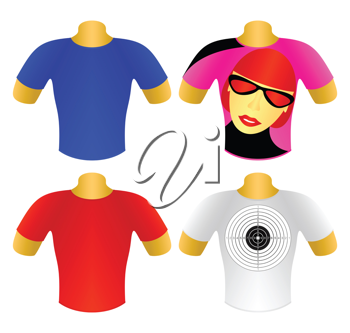 Set of T-shirts