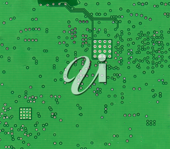 detail of an electronic printed circuit board (PCB) useful as a background