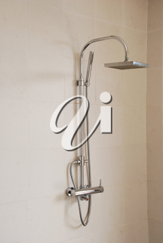 Royalty Free Photo of a Shower