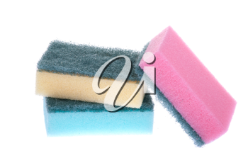 Royalty Free Photo of Sponges