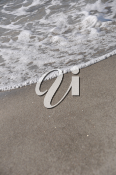 Royalty Free Photo of a Beach