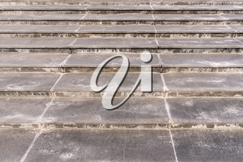 Granite stairs steps background - construction detail