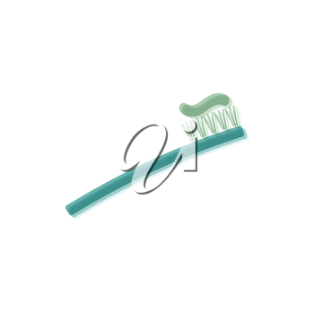 Toothbrush icon