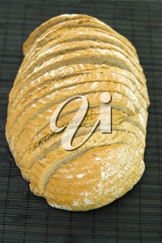 Royalty Free Photo of a Loaf of Bread