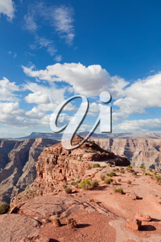 Royalty Free Photo of the Grand Canyon