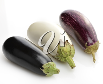 Royalty Free Photo of Eggplants