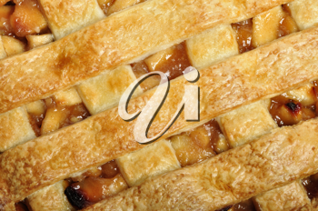 Royalty Free Photo of an Apple Pie