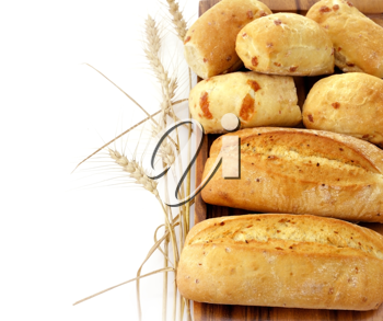 Royalty Free Photo of French Bread
