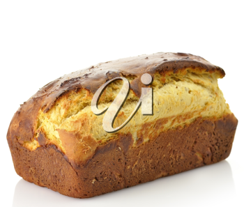 Royalty Free Photo of a Loaf of Homemade Bread