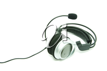 Royalty Free Photo of a Pair of Headphones