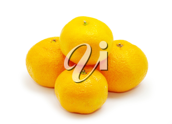 Royalty Free Photo of Tangerines