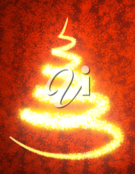 Royalty Free Photo of a Christmas Background
