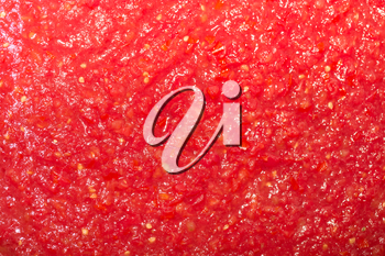tomato as a background. close