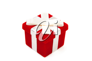 Royalty Free Photo of a Christmas Present