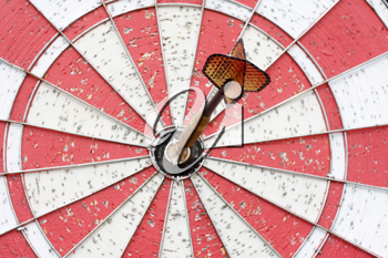 Royalty Free Photo of a Dartboard