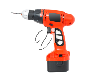 Royalty Free Photo of an Electric Drill