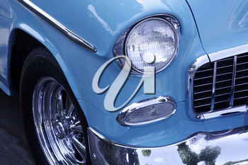 Royalty Free Photo of a 1955 Chevy Belair