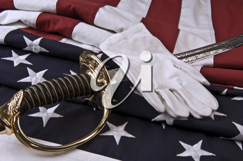 Royalty Free Photo of United States Marine Corps Symbols