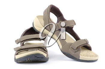 Royalty Free Photo of Sandals