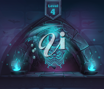 Arch Magic in next 4th level. For web, video games, user interface, design