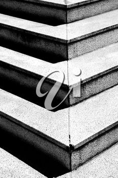 ancien flight   steps in europe italy old construction and background symbol