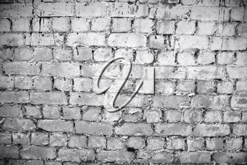Vintage or grungy white background of natural cement or stone old texture as a retro pattern wall