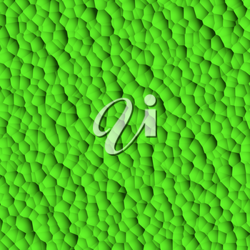 Green rough abstract background