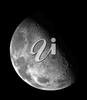 Royalty Free Photo of the Moon
