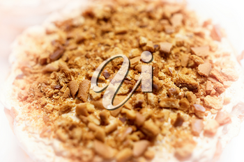 Top of cake vignette background hd