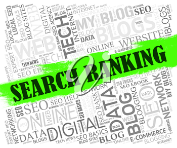Search Ranking Indicating Internet Ranked And Optimizing