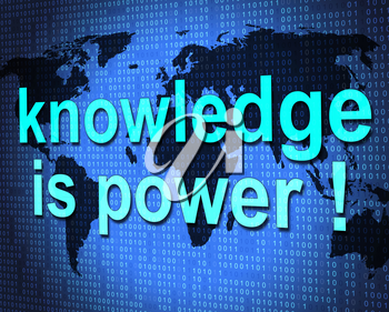 Knowledge Is Power Meaning Train Learning And Develop