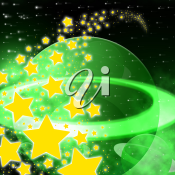 Stars Background Meaning Outer Space And Starry