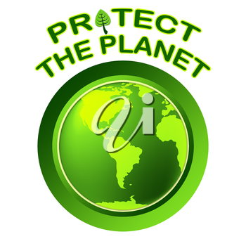 World Protect Representing Protection Protected And Globalization