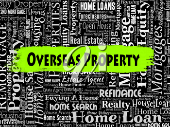 Overseas Property Representing Real Estate And Houses