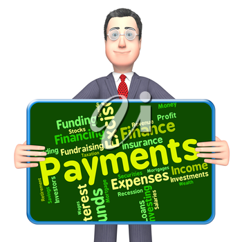 Payments Word Meaning Amount Remittances And Payable