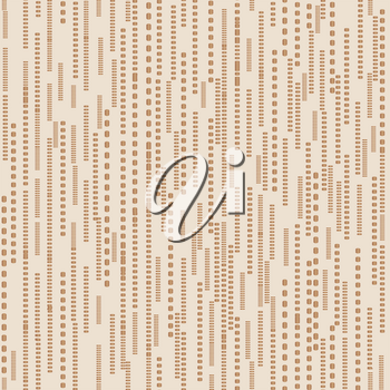 Abstract line dot seamless pattern. Stripped tile texture