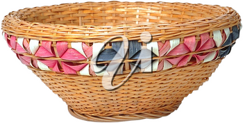 Royalty Free Photo of a Decorative Basket