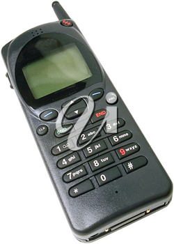 Royalty Free Photo of a Cell Phone