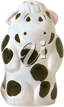 Royalty Free Photo of a Ceramic Pepper Shaker