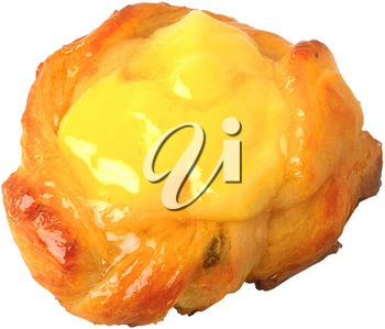 Royalty Free Photo of a Cream Puff