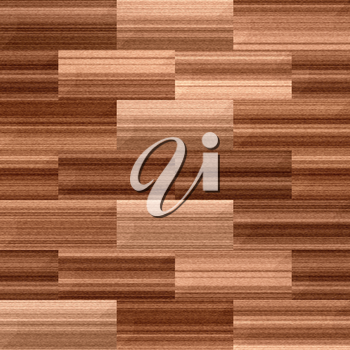 Seamless pattern of rich wood grain texture. Dark wooden floor.